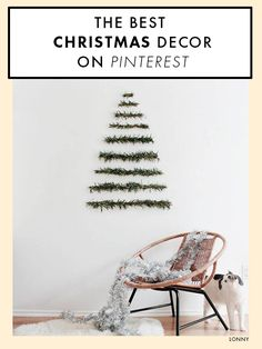 The Best Christmas decor on Pinterest.