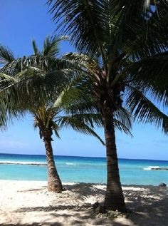 Barbados...every day is a beach day.