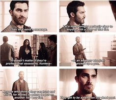 "Teen Wolf Season 04 Episode 10 ""Monstrous"" Derek Hale"