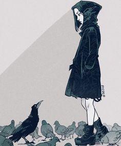 Raven from TT