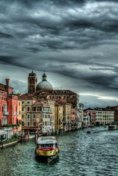 Venedig, Italy, via Flickr.