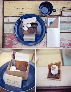 definitely will have some type of s'mores favor for our wedding <3