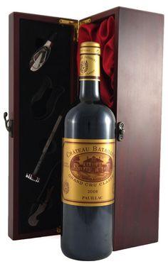 2008 Chateau Batailley Pauillac Grand Cru Classe - via: vintagewinegifts: - Imgend