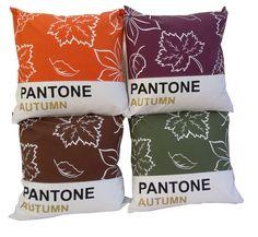 poszewki PANTONE autumn