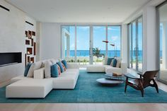 Architect Mark Cutone Was Delighted When One Couple Invited Him To Create An Island-Style Home With A Bit Of Miami's Contemporary Panache On A Bahamian Cay