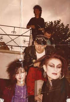 Oldschool Gothic | A Gallery of 80's Goth and Deathrock Culture