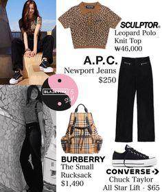 blackpink's style (@blackpinksstyle) / Twitter Lit Outfits, Kpop Fashion Outfits, Blackpink Fashion, Stage Outfits, Korean Outfits, Outfits For Teens, Korean Fashion, Looks Teen, Cute Lazy Outfits