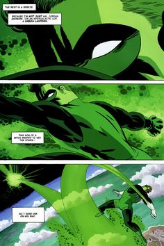 Green Lantern - Darwyn Cooke