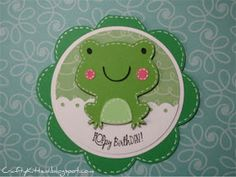 Hello, all you paper crafters out there! I hope you have been having a wonderful day so far! I am so excited because today is the fir...