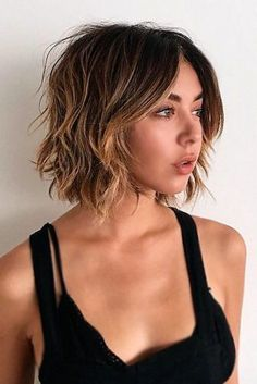 Trendy Messy Bob Hairstyles picture 1