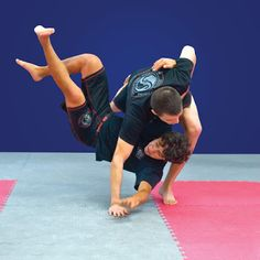 Comparing grappling mat materials and surfaces
