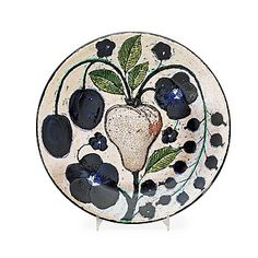 View A Birger Kaipiainen stoneware dish by Birger Kaipiainen on artnet. Browse upcoming and past auction lots by Birger Kaipiainen. Antique Plates, Ceramic Plates, Pottery Sculpture, Ceramic Artists, Graphic Illustration, Illustrations, Scandinavian Design, Stoneware, Arts And Crafts