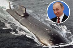 Russia unveils world's BIGGEST ever nuclear submarine VLADIMIR PUTIN Is ready to welcome the world's biggest ever nuclear submarine to the fleet of Russia. By Henry Holloway / Published 23rd April 2017