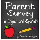 I created this parent survey to help make things easier as you prepare your classroom for the new school year.  It's a simple, yet important list o...