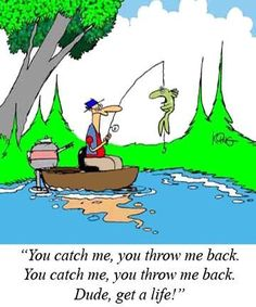 Friday #fishinghumor!