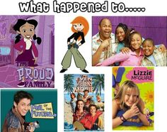 """""""What happened to... the old Disney Channel?"""""""