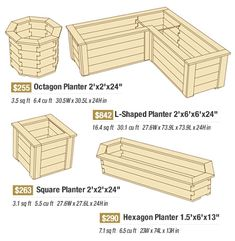 Planter Boxes For Edge Of Deck?