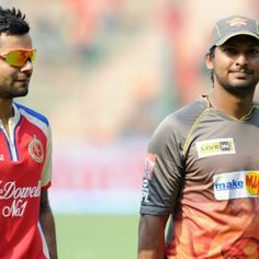 Virat Kohli VS Sangakara in Pepsi IPL 6