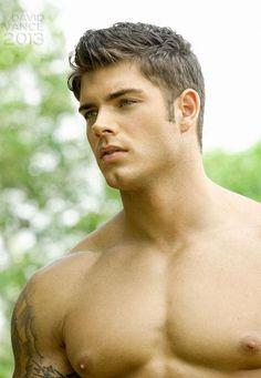 Hot Sexy Men, Gods Colin Wayne