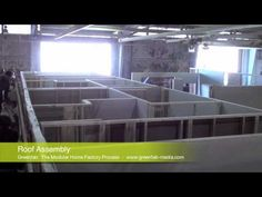 Greenfab The Modular Home Factory Process.mov - YouTube