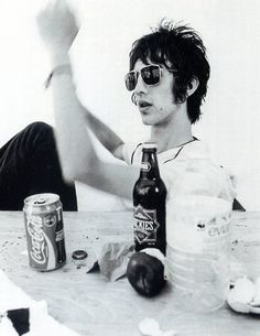 Richard Ashcroft- I have loved him and The Verve since I was 15 years old...he is beautiful