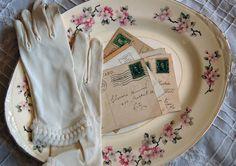 Apple Blossom Oval Serving Platter  Homer Laughlin by BoldSparrowVintage, etsy