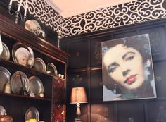 Louisa Rogers: The Stencil Library in Stocksfield