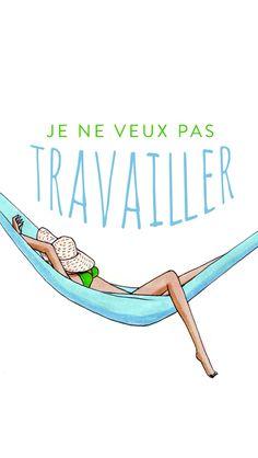 Besoin de vacances !