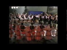 Χοροί από την Ηπειρο (1) - YouTube