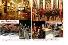 """Locandina de """"La Marciliana"""" di Chioggia 2014"""