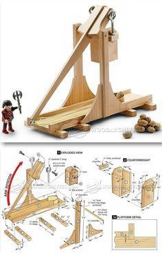 how to build a squirrel catapult