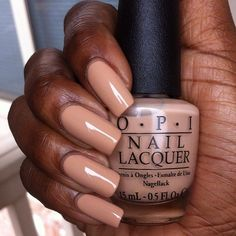 "midnight-sun-rising: ""brownglucose: "" Because dark skinned women don't get nearly enough shine when it comes to nail polish "" For godsake what is the olive color?!  """