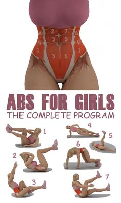 The most effective and complete ab workouts for girls should consider the physiological make up of women, as well as the differences between men and women. Different Mindsets   Women and men have different thoughts...