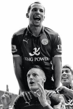 Jamie Vardy & Danny Drinkwater - Leicester City - 2014/15