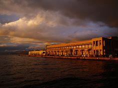 Stazione Marittima, Trieste - Harbour Station, Trieste, Italy