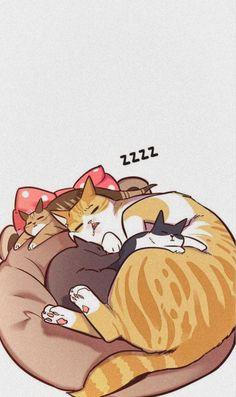 Dinosaur Wallpaper, Cat Wallpaper, Digital Art Anime, Anime Art, Webtoon App, Cat Icon, Manga Collection, Webtoon Comics, Anime Sketch