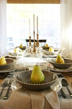 Our Thanksgiving Table, Tradition and $500 to Arhaus! - Chris Loves Julia
