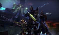 Destiny – how the makers of Halo plan to change the future of shooters