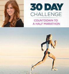 30-Day Challenge: Countdown to a Half Marathon