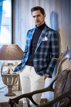 Mens Fashion Sartoria Rossi FW14