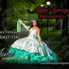 Bonito Mariachi Quinceanera Dress, Mexican Quinceanera Dresses, Quinceanera Ideas, Mexican Dresses, Ball Gown Dresses, 15 Dresses, Formal Dresses, Cinderella Gowns, Quince Dresses