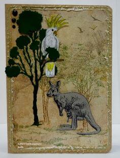BaRb'n'ShEll Creations - Kaszazz Aussie animals