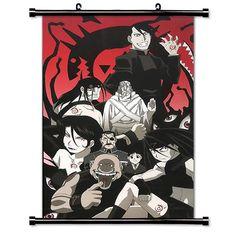 "Full Metal Alchemist Anime Fabric Wall Scroll Poster (16""..."