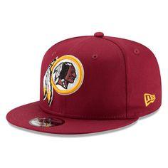 1f7289e91faceb Men's Washington Redskins New Era Burgundy Basic 9FIFTY Adjustable Snapback  Hat, Your Price: $27.99