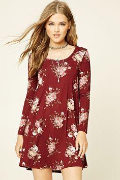 Vestido Flores - Mujer - Vestidos - 2000235647 - Forever 21 EU Español