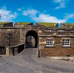 Castle Inner Gate.