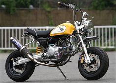 Honda Monkey Special #1