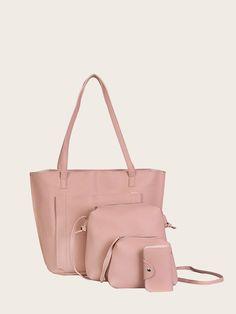 863842ddf9d2 Pocket Front Tote Bag   Crossbody Bag   Clutch   Card Holder