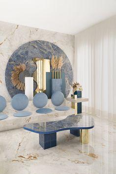 Masquespacio: From Contemporary Greco-Roman Architecture to Surrealist Fantasies Roman Architecture, Interior Architecture, Spring Decoration, Interior Design Minimalist, Spanish Design, Ancient Buildings, Mid-century Modern, Contemporary, Das Hotel