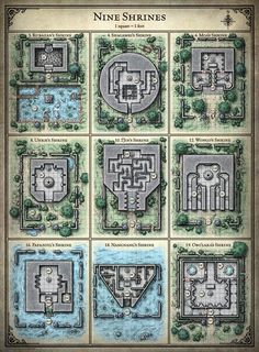 Tomb of Annihilation; Nine Shrines - 5E (Digital DM & Player Versions) $2